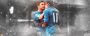 Lampard-and-drogba by Krivoshey