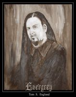 Tom Englund Portrait by metal-levon