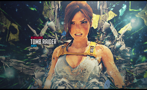 Tomb Raider - Collaboration by sweet5050