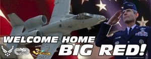 WELCOME HOME BANNER 2 by MENTAL-images