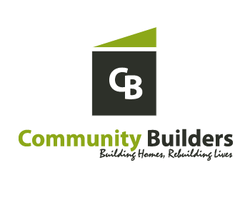 Community Builders, LLC Logo by mstdesignstudios