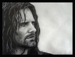 Aragorn by HLea33