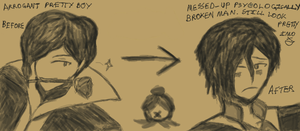 Tahno - Before and After SPOILER ALERT by Sho-saka