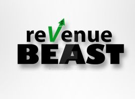 Proposal Logo for RevenueBEAST by rox52