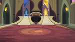Pony Sisters Old Castle Throne Room Vector. by Deathirst