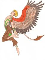 Wings +IN COLOR+ by Saphari