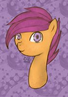 Orange by AstronomicalCandy