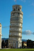Crooked Pisa - Edited by CliffEngland