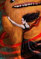 My midnight tango with monster by meluseena