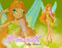 Maci RomantiX - wallpaper by Saku28