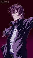 Light Yagami-Death Note by MilarS