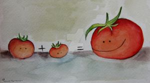 how the tomatoes are made by Infinitely