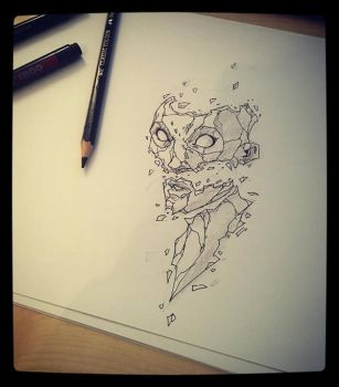 head design by Anny-D