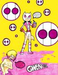 Gwenpool-kitty katswell revenge  by nicholasnrm123