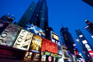 NYC Times Square II by Inno68