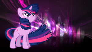 Twilight Sparkle Wallpaper by BC89