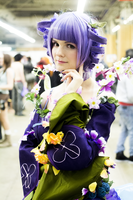 June May: Campanula ! by ShaeUnderscore