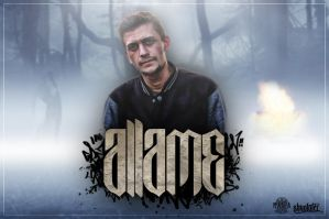 Allame Wallpaper by ManiaGraphic