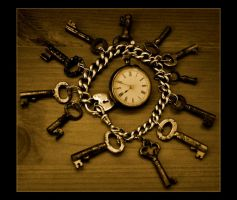 Unlocking Time's Secrets by Forestina-Fotos