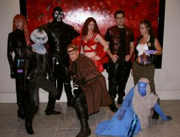Farscape cosplay group by JohnnyHavoc