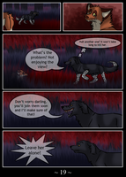 When heaven becomes HELL - Page 19 by LolaTheSaluki