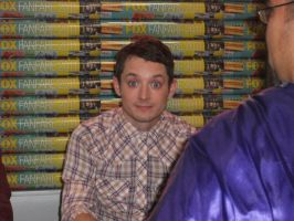 Elijah Wood by IamWatertribe