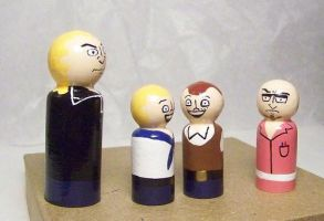 Venture Brothers pegs01 by giddygirlie