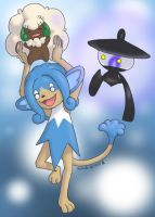 Pokemon Black n White Faves by Nukude