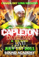 CAPLETON FLYER by AnotherBcreation