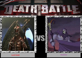 Death Battle Round 2 by Hordaks-Pupil