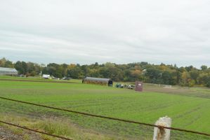 October 2014, Local Farm Fields 2 by Miss-Tbones