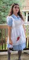 Zombie Alice by grg-costuming