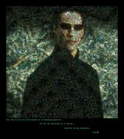 The One -  PhotomosaicReloaded by lannakitty