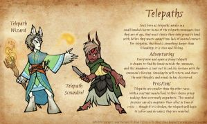 WINDD Race Concepts - Telepath by Shazzbaa