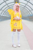 Is Fluttershy kawaii? by Saru-Cosplay