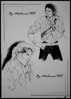 Victory Tour sketch by malunia1988PL