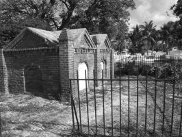Cemetary in Key West 0044 by Selficide-Stock