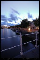 Twilight over Middelburg by Svision