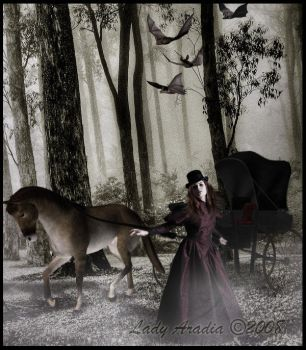 victorian nightmare by Lady-ArAdiA