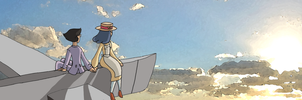 Sunset Ride- The Wind Rises-Contest by StyleMaster