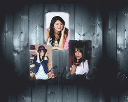 Selena Gomez x Wallpaper by Dennusz