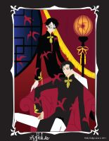 xxxHolic Vector Artwork by MewCocoa