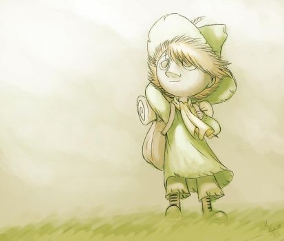 Snufkin - return to the Valley by nocturnalMoTH
