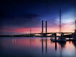 Piers and Jetties Stock - Melbourne Docklands by cbidgie