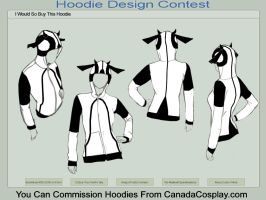 I'd So Buy This Hoodie - Goat by Katy133