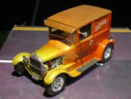 '26 Ford T Sedan Delivery by SurfTiki