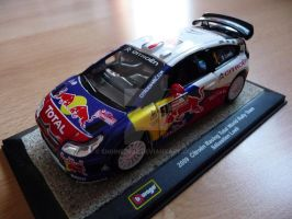 My Citroen C4 WRC by engineerJR