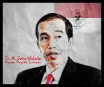 Ir. H Joko Widodo by indesignesia