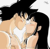 Blue kiss_reloaded by Goku-and-Chichi-Club