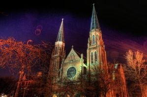 St. Anne's Cathedral by Cruzweb